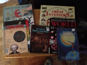 great inventor books